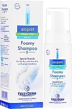 Düfte, Parfümerie und Kosmetik Schäumendes Shampoo für trockene, empfindliche und atopische Kopfhaut - Frezyderm Atoprel Foamy Shampoo