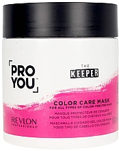 Düfte, Parfümerie und Kosmetik Farbschützende Maske für gefärbtes Haar - Revlon Professional Pro You Keeper Color Care Mask