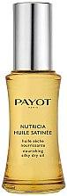 Düfte, Parfümerie und Kosmetik Intensiv nährendes Haaröl - Payot Nutricia Nutricia Huile Satinee Ultra-Nourishing Silky Dry Oil