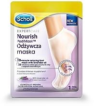 Düfte, Parfümerie und Kosmetik Fußmaske mit Lavendelöl - Scholl Expert Care Foot Mask