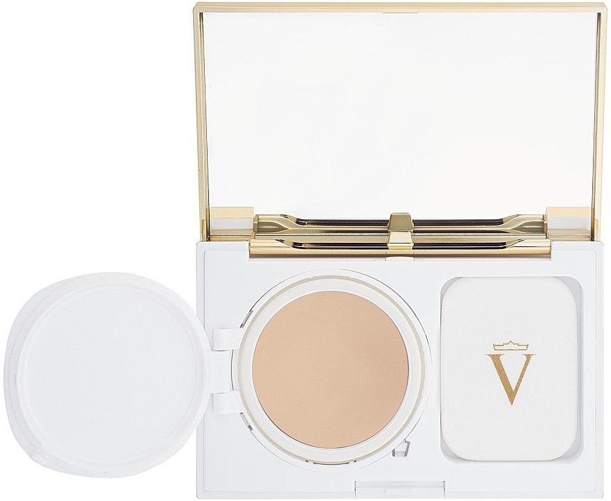 Ausgleichende, feuchtigkeitsspendende und schützende Kompaktpuder-Foundation SPF 30 - Valmont Perfecting Powder Cream SPF 30 — Bild N1