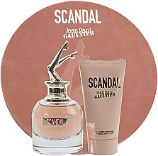 Düfte, Parfümerie und Kosmetik Jean Paul Gaultier Scandal - Duftset (Eau de Parfum 50ml + Körperlotion 75ml)