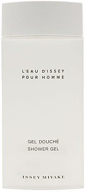 Issey Miyake L'Eau D'Issey Pour Homme - Duschgel
