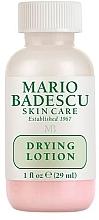 Düfte, Parfümerie und Kosmetik Beruhigende Gesichtslotion gegen Hautunreinheiten - Mario Badescu Drying Lotion Plastic Bottle