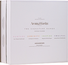 Düfte, Parfümerie und Kosmetik Badeset - AromaWorks AromaBomb Quad (Badebombe 4x250g)