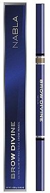 Augenbrauenstift - Nabla Brow Divene