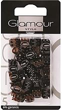 Düfte, Parfümerie und Kosmetik Haarkrebs 0222 schwarz-braun - Glamour