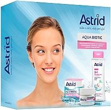 Düfte, Parfümerie und Kosmetik Gesichtspflegeset - Astrid Aqua Biotic Set (Gesichtscreme + Mizellenwasser 400ml)