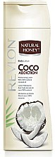 Düfte, Parfümerie und Kosmetik Kokosnuss-Körperlotion - Revlon Natural Honey Coco Addiction Body Lotion
