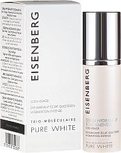 Feuchtigkeitsspendendes Gesichtsserum mit Hyaluronsäure - Eisenberg Pure White Essential Moisturising Serum — Bild N1