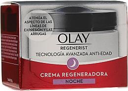 Düfte, Parfümerie und Kosmetik Regenerierende Anti-Aging Nachtcreme - Olay Regenerist Regenerating Night Cream