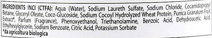 Flüssigseife mit Granatapfel-Extrakt - Parisienne Italia Fiorile Pomergranate Liquid Soap — Bild N3