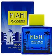 Düfte, Parfümerie und Kosmetik Antonio Banderas Blue Seduction Miami - Eau de Toilette