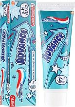 Düfte, Parfümerie und Kosmetik Zahncreme für Kinder - Aquafresh Advance