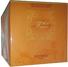 Düfte, Parfümerie und Kosmetik Hermes 24 Faubourg - Reichhaltige Feuchtigkeitscreme mit zartem Duft