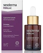 Liposomales Gesichtsserum mit Ferulasäure - SesDerma Laboratories Ferulac Serum — Bild N1