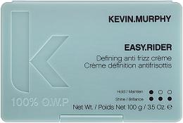 Düfte, Parfümerie und Kosmetik Anti-Frizz Haarcreme mit Grüntee-Extrakt und Geranienöl - Kevin.Murphy Easy.Rider Cream