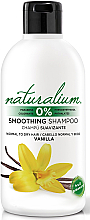 Düfte, Parfümerie und Kosmetik Glättende Haarspülung - Naturalium Vainilla Smoothing Shampoo