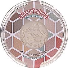Düfte, Parfümerie und Kosmetik Natürliches festes Shampoo - Essencias De Portugal Solid Shampoo