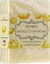 Düfte, Parfümerie und Kosmetik Seife Zitrone - Scandia Cosmetics
