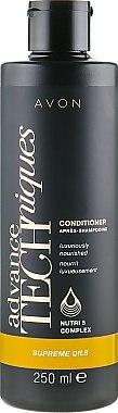 Intensiv pflegende Haarspülung mit 5 kostbarsten Öle für stumpfes und kraftloses Haar - Avon — Bild N1