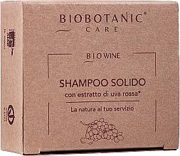 Düfte, Parfümerie und Kosmetik Natürliches Shampoo mit Rotwein - BioBotanic Biowine Shampoo
