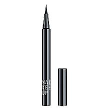 Düfte, Parfümerie und Kosmetik Liquid Eyeliner - Make Up Factory Full Precision Liquid Liner