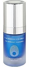 Düfte, Parfümerie und Kosmetik Energetisierende und revitalisierende Augenkonturkreme für müde Haut - Omorovicza Blue Diamond Eye Cream