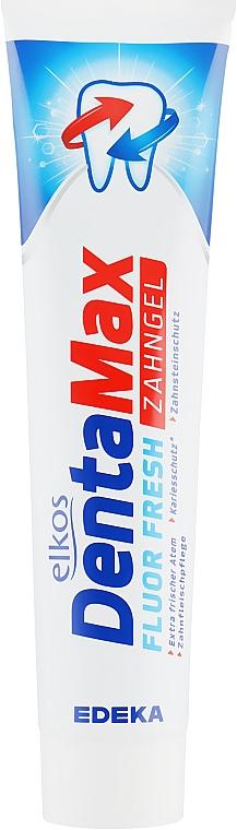 Zahngel mit natürlichem Minzöl für extra frischen Atem - Elkos Dental Fluor-Fresh