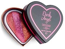 Düfte, Parfümerie und Kosmetik Highlighter - I Heart Revolution Dark Angel Highlighter