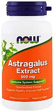 Düfte, Parfümerie und Kosmetik Nahrungsergänzungsmittel Astragalus-Extrakt 500 mg 90 Gemüsekapseln - Now Foods Astragalus Extract