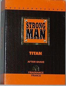 After Shave Lotion Titan - Strong Men After Shave Titan