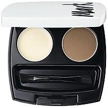 Düfte, Parfümerie und Kosmetik Augenbrauen Lidschatten - Avon Mark Eyebrow Kit