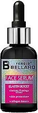 Düfte, Parfümerie und Kosmetik Feuchtigkeitsspendendes und schützendes Gesichtsserum mit Elastin - Fergio Bellaro Face Serum Elastin Boost