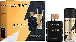 Düfte, Parfümerie und Kosmetik La Rive Mr. Sharp - Duftset (Eau de Toilette 100ml + Deospray 150ml)