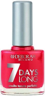 Nagellack - Deborah 7 Days Long — Bild N1