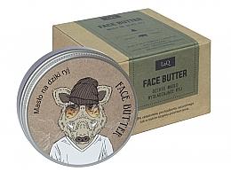 Düfte, Parfümerie und Kosmetik Glättende Gesichtsbutter - LaQ