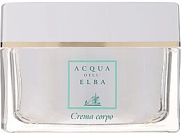 Düfte, Parfümerie und Kosmetik Acqua dell Elba Arcipelago Women - Körpercreme Arcipelago Women