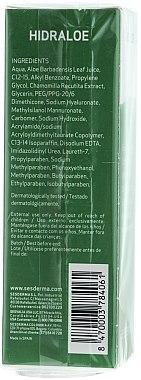 Augenkonturcreme - SesDerma Laboratories Hidraloe Eye Contour Cream — Bild N2