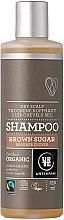 """Düfte, Parfümerie und Kosmetik Shampoo für trockene Kopfhaut """"Brauner Zucker"""" - Urtekram Brown Sugar Shampoo Dry Scalp"""