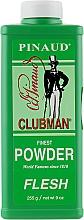 Düfte, Parfümerie und Kosmetik Körperpuder für Manner universal neutral - Clubman Pinaud Finest Talc