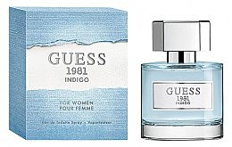 Düfte, Parfümerie und Kosmetik Guess 1981 Indigo for Women - Eau de Toilette
