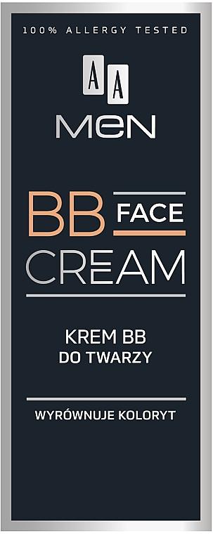 BB Creme für Männer - AA Men BB Face Cream
