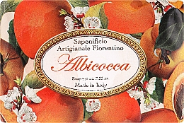 Düfte, Parfümerie und Kosmetik Kosmetische Seife Aprikose - Saponificio Artigianale Apricot