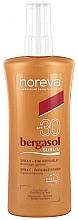 Düfte, Parfümerie und Kosmetik Sonnenschutzöl für den Körper SPF 30 - Noreva Laboratoires Bergasol Sublim Satiny Sun Oil SPF30