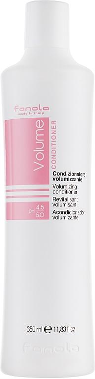Volumen-Conditioner mit Panthenol - Fanola Volumizing Conditioner