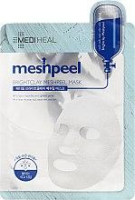Düfte, Parfümerie und Kosmetik Klärende Kaolin- und Bentonit-Tonmaske - Mediheal Brightclay Meshpeel Mask