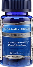 Düfte, Parfümerie und Kosmetik Nahrungsergänzungsmittel Vitamin- und Mineralkomplex für die Nägel - Holland & Barrett Super Nails Formula