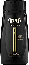 Düfte, Parfümerie und Kosmetik Str8 Ahead - Duschgel