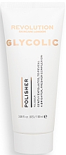 Düfte, Parfümerie und Kosmetik Aufhellendes Gesichtspeeling - Revolution Skincare Glycolic Acid AHA Glow Polishing Scrub
